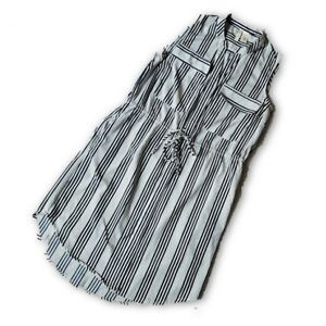JAPNA Stripe Dress Size Small